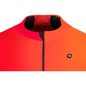Biehler Thermal Rain - Maillot manches longues Homme - rouge